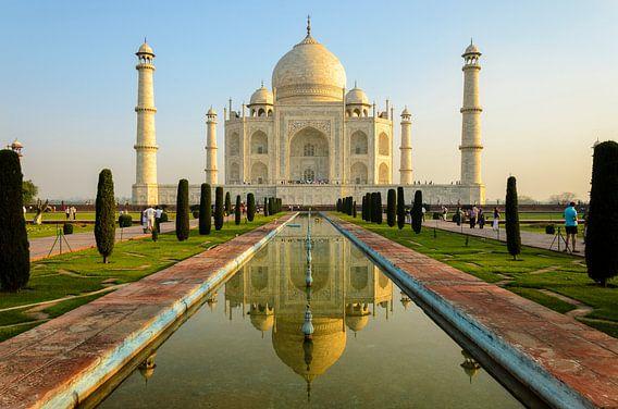 Taj Mahal van Richard Guijt