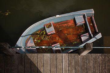 Vergessenes Boot von Sander Mulder