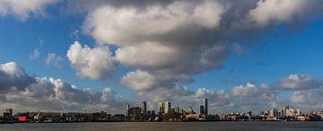 Rotterdam Skyline van Brian Morgan