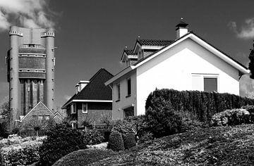 Watertoren van Schimmert van Leo Langen