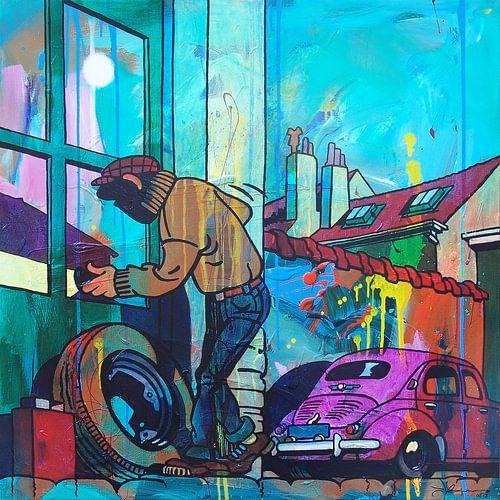 De Inbreker / The Burglar van