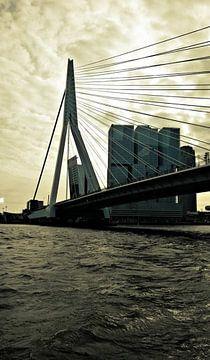 Mijn Rotterdam 2  van Rowan  van den Heuvel