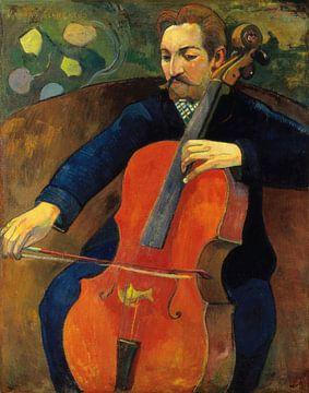 De speler Schneklud, Paul Gauguin