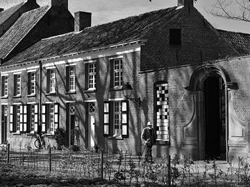 Old architecture van Gina Peeters Fotografie