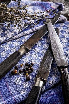 alte Messer von Jürgen Wiesler