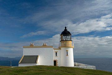 Stoer Head Leuchtturm in Schottland. von Babetts Bildergalerie