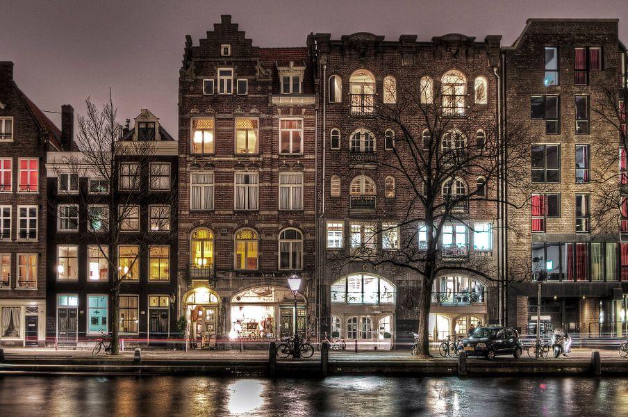 Grachtengordel Amsterdam HDR