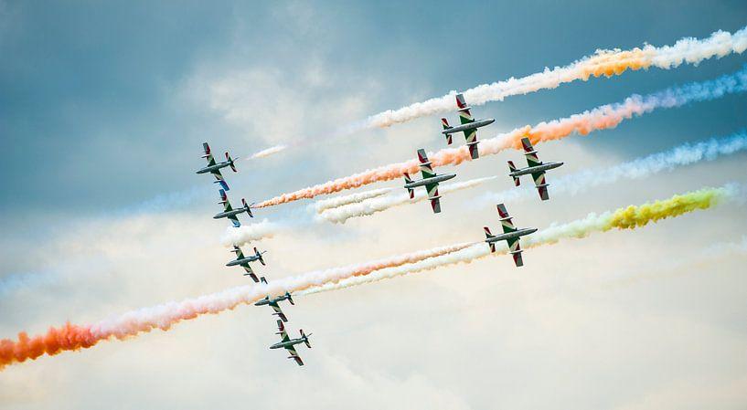 Painting The Skies sur Wim Slootweg