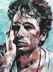 Jeff Buckley Gemälde