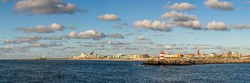 Scheveningen - Den Haag - Panorama von Martin Podt