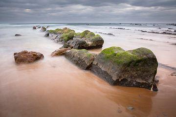 Strand bei Barrika, Spanien von Chris Stenger