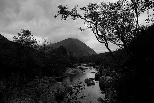 River Etive van