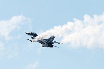 Belgische F-16 Fighting Falcon van Wim Stolwerk