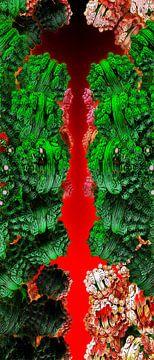 De rode kolom van Frank Heinz
