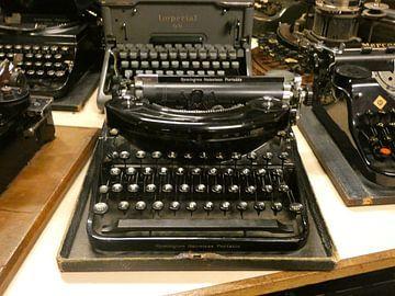 Een typmachine  von Wilbert Van Veldhuizen