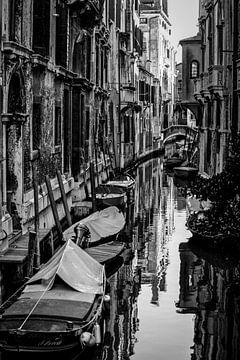 vergangener Ruhm, Venedig von Hanneke Bantje