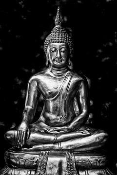 Boeddha figuur van Uwe Merkel