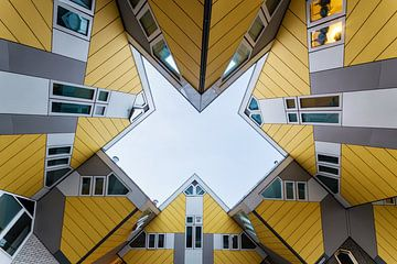 Kubus Houses sur Luc Buthker