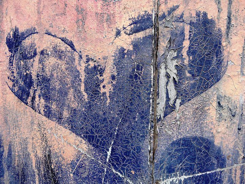 Urban Abstract 239 van MoArt (Maurice Heuts)