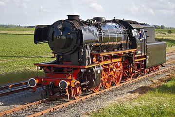 Lokomotive von Pieter van Dijken