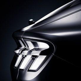 Ford Mustang Mach-E Achterlicht van Thomas Boudewijn