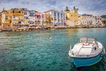 Hafenstadt Ischia Ponte, Ischia von Christian Müringer