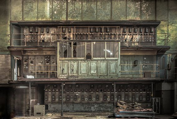 Metropolis Urbex. Abandoned factory