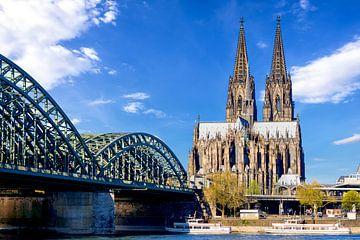 Köln, Kölner Dom von Günter Albers