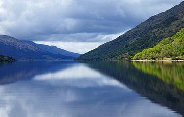 Bouclier du Loch sur Eddy Kievit