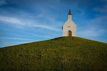 Het kleine kerkje op de berg van 7.2 Photography