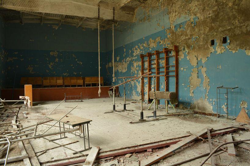 Gymzaal von Dennis Brok