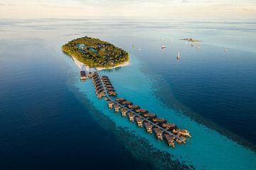 Vilamendhoo Malediven van Laura Vink