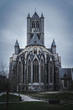 Sankt-Nikolaus-Kirche Gent von Tom in 't Veld