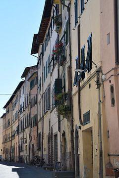 Toscane Italie Lucca Centre-ville sur Hendrik-Jan Kornelis