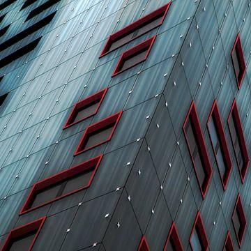 Rode vensters, Gilbert Claes van 1x