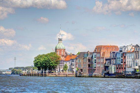 Groothoofd Dordrecht van Jeroen van Alten