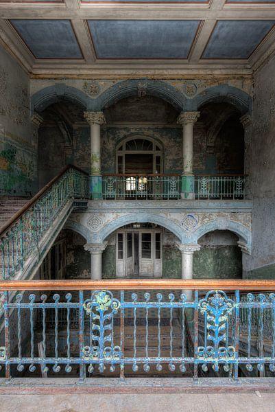 Treppenfarben von Perry Wiertz