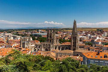 Onze-Lieve-Vrouwe Kathedraal van Burgos van Easycopters
