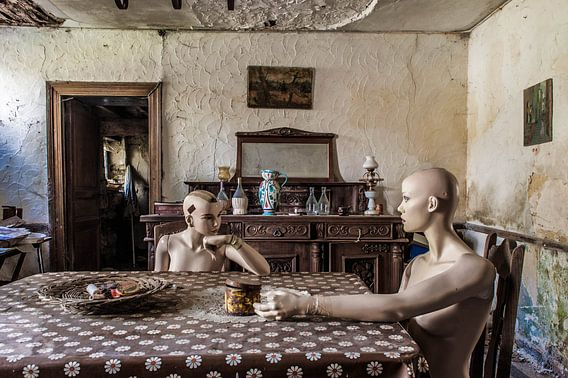 Maison Popeye van Anjolie Deguelle