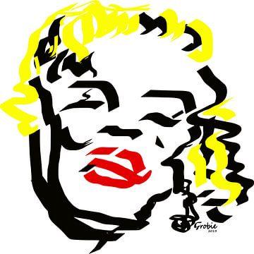 Marilyn van ! Grobie