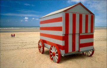 House on wheels  von Marcel van Balken