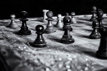 Lost Place - Schach - das Spiel ist aus von Carina Buchspies