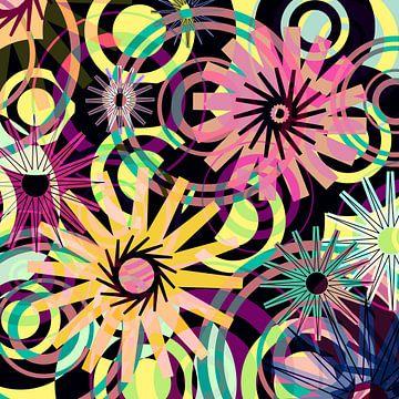 Pattern-3b Wild Thing sur Pia Schneider