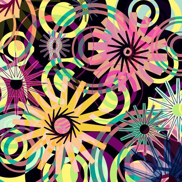 Pattern-3b Wild Thing van Pia Schneider