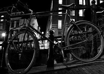Fiets in Leiden