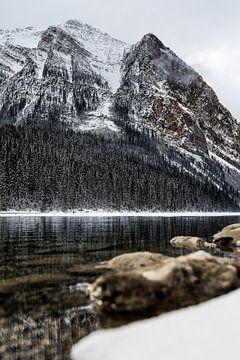 Lake Louise Canada van Sander van Mierlo