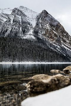 Lake Louise Canada von Sander van Mierlo