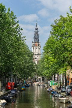 Die Zuidertoren, Amsterdam von Niels Maljaars