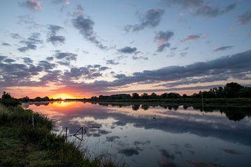 zonsopgang in Osen van Joep Deumes