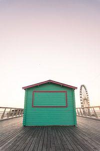 Scheveningse Pier van Jan Willem De Vos